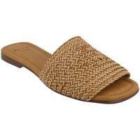 Sapatos Mulher Chinelos She - He  Beige