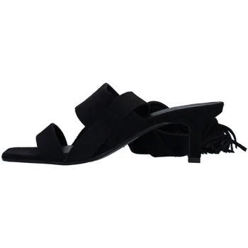 Sapatos Mulher Sandálias Janet&Janet 01151 Preto