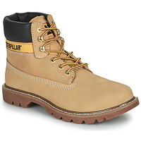 Sapatos Homem Botas baixas Caterpillar COLORADO 2.0 Bege
