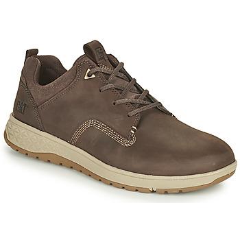 Sapatos Homem Sapatilhas Caterpillar TITUS Castanho