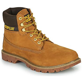 Sapatos Homem Botas baixas Caterpillar E COLORADO Castanho