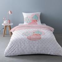 Casa Conjunto de roupa de cama Mylittleplace PINA PINKY Branco