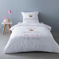 Casa Conjunto de roupa de cama Mylittleplace SLEEPY PRINCESS Branco