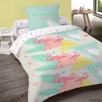 Casa Conjunto de roupa de cama Mylittleplace ALICE Verde