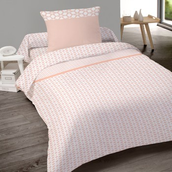 Casa Conjunto de roupa de cama Mylittleplace ALBI Rosa
