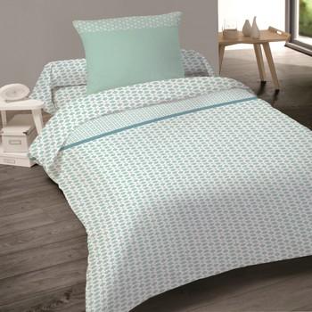 Casa Conjunto de roupa de cama Mylittleplace ALBI Turquesa