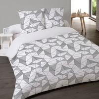 Casa Conjunto de roupa de cama Mylittleplace BASTIA Branco