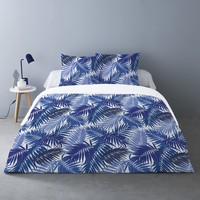 Casa Conjunto de roupa de cama Mylittleplace BIBAS Azul
