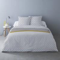 Casa Conjunto de roupa de cama Mylittleplace SANTORINI Cinza