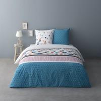 Casa Conjunto de roupa de cama Mylittleplace GILLES Azul