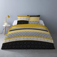 Casa Conjunto de roupa de cama Mylittleplace ALEX Amarelo