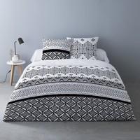 Casa Conjunto de roupa de cama Mylittleplace GISELE Preto
