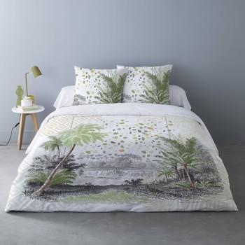 Casa Conjunto de roupa de cama Mylittleplace JERSEY Verde