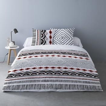Casa Conjunto de roupa de cama Mylittleplace MAHE Vermelho