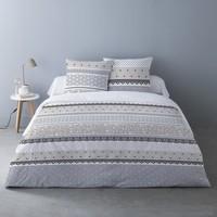 Casa Conjunto de roupa de cama Mylittleplace OLGA Cinza