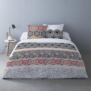 Casa Conjunto de roupa de cama Mylittleplace SAL Vermelho
