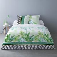 Casa Conjunto de roupa de cama Mylittleplace TIMOR Verde
