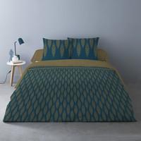 Casa Conjunto de roupa de cama Mylittleplace VICTOR Esmeralda