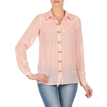 Textil Mulher camisas Manoush CHEMISE ML ALIZE Rosa