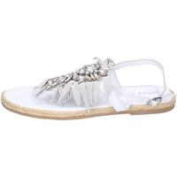 Sapatos Rapariga Sandálias Holalà Sandálias BH20 Branco