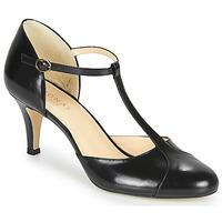 Sapatos Mulher Escarpim Jonak BLOUTOU Preto