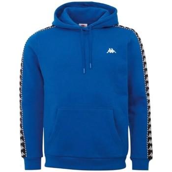 Textil Homem Sweats Kappa Igon Sweatshirt Bleu