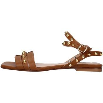 Sapatos Mulher Sandálias Janet&Janet 01100 Castanho