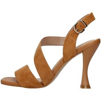Sapatos Mulher Sandálias Luciano Barachini GL263R Bege