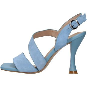 Sapatos Mulher Sandálias Luciano Barachini GL236A Azul
