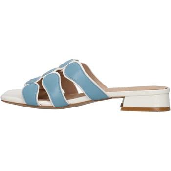 Sapatos Mulher Chinelos Luciano Barachini GL292O Branco