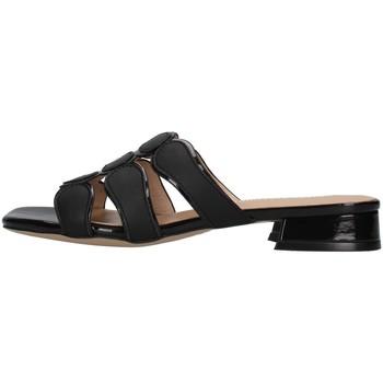 Sapatos Mulher Chinelos Luciano Barachini GL292A Preto
