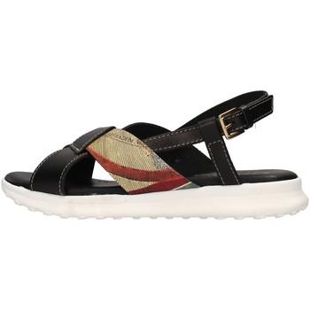 Sapatos Mulher Sandálias Gattinoni PEGVZ6177WH Preto