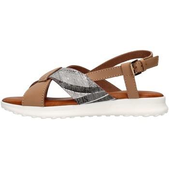 Sapatos Mulher Sandálias Gattinoni PEGVZ6177WH Bege