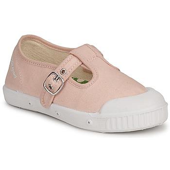 Sapatos Criança Sapatilhas Springcourt MS1 CLASSIC K1 Rosa