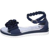 Sapatos Rapariga Sandálias Joli BH26 Azul