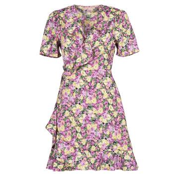 Textil Mulher Vestidos curtos Moony Mood OHLALA Violeta