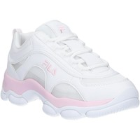 Sapatos Mulher Multi-desportos Fila 1011253 94X STRADA Blanco