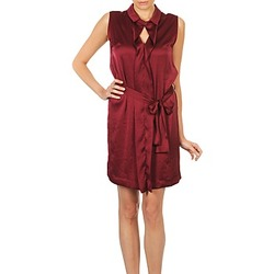 Textil Mulher Vestidos curtos Lola ROSE ESTATE Bordô