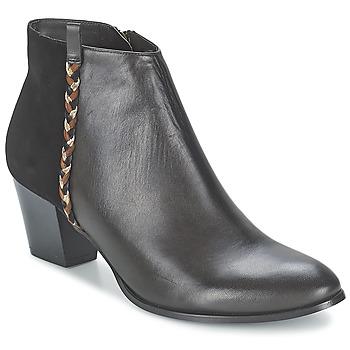 Sapatos Mulher Botins Bocage MANNUELA Preto