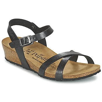 Sapatos Mulher Sandálias Papillio ALYSSA Preto