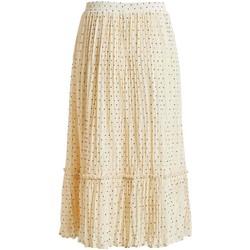 Textil Mulher Saias Vila  Blanco