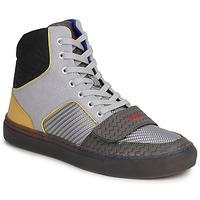 Sapatos Homem Sapatilhas de cano-alto Creative Recreation CESARIO X Cinza