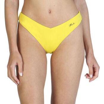 Textil Mulher Biquínis separados Karl Lagerfeld - kl21wbt05 Amarelo