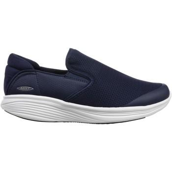 Sapatos Homem Slip on Mbt MODENA II SLIP ON SHOES 702809 MARINHA