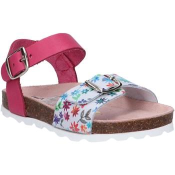 Sapatos Rapariga Sandálias Garatti AN0096 Rosa