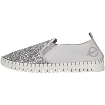 Sapatos Mulher Mocassins Ska 21PERLAGS6 Prata