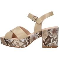 Sapatos Mulher Sandálias CallagHan 28800 Bege