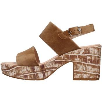 Sapatos Mulher Sandálias CallagHan 28801 Castanho