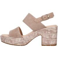 Sapatos Mulher Sandálias CallagHan 28801 Bege