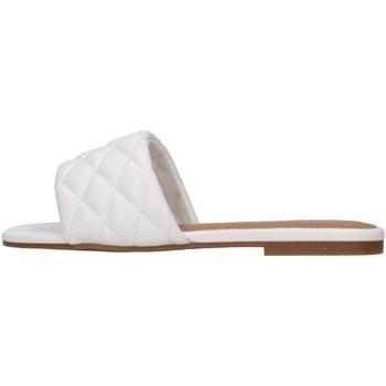 Sapatos Mulher Chinelos Steve Madden PORTERR Branco